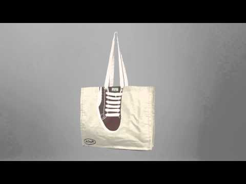 Bespoke Printed Canvas Bag | Paper Bag Co