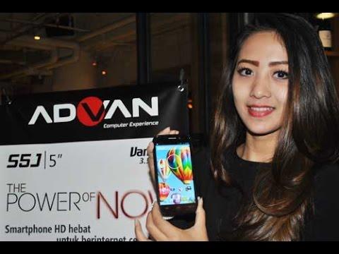 Harga HP Advan Vandroid Terbaru Bulan Agustus 2014
