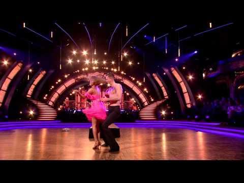 Łukasz Kadziewicz i Agnieszka Kaczorowska - DWTS 4 - ODCINEK 9 - Cha-cha DANCE OFF