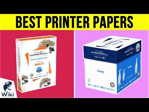10 Best Printer Papers 2019