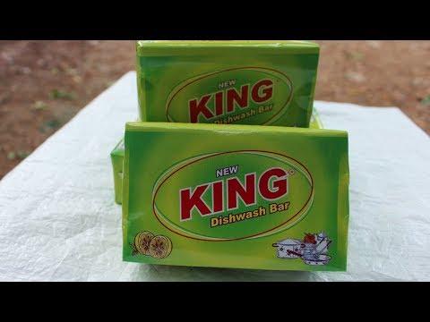 "Making of ""KING"" dish wash bar."