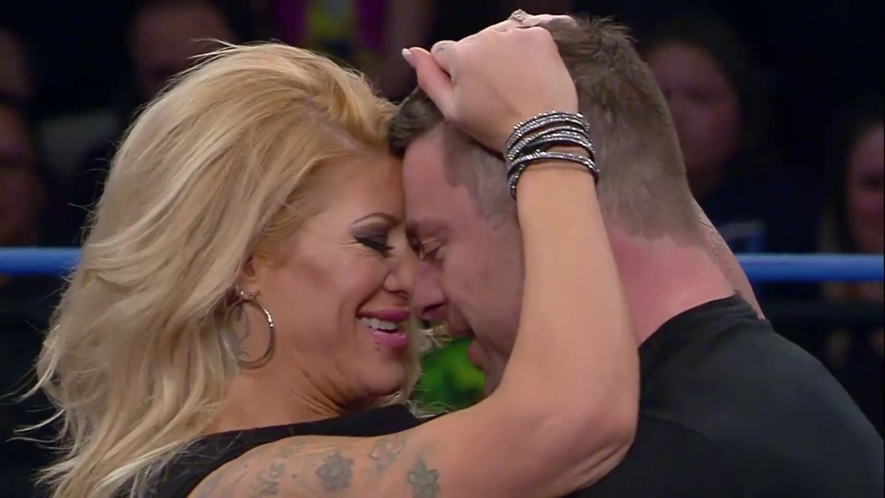 Image result for angelina love and davey richards