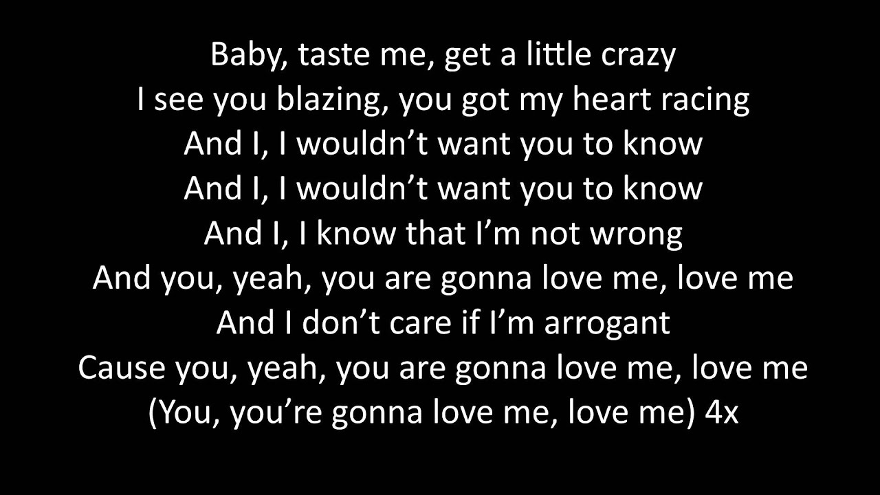 jess glynne never let me go lyrics