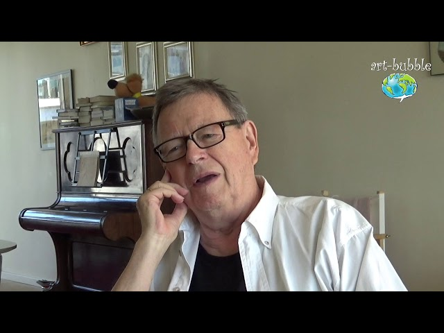 Werner Wejp Olsen om krimiquizzen