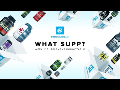 What Supp | Weekly Supplement Roundup