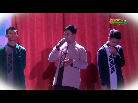 Laa Tahzan Nasyid Kota Dumai: Lagu '' KITA SAMA '' -Konser Amal & Launching Album Laa tahzan