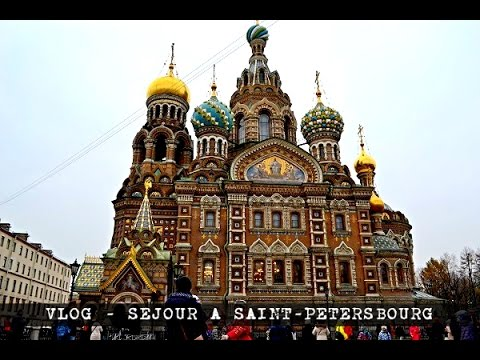 106# VLOG: 4 jours à Saint-Petersbourg