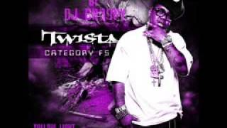 YELLOW LiGHT - TWiSTA FEAT. R KELLY - CHOPPED AND SCREWED