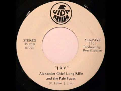 Scary rare deep funk alexander chief long rifle and the pale faces j a v sample