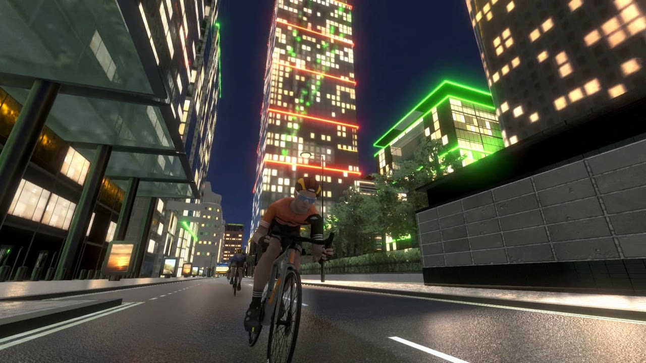 Road Grand Tours takes on Zwift with a more realistic