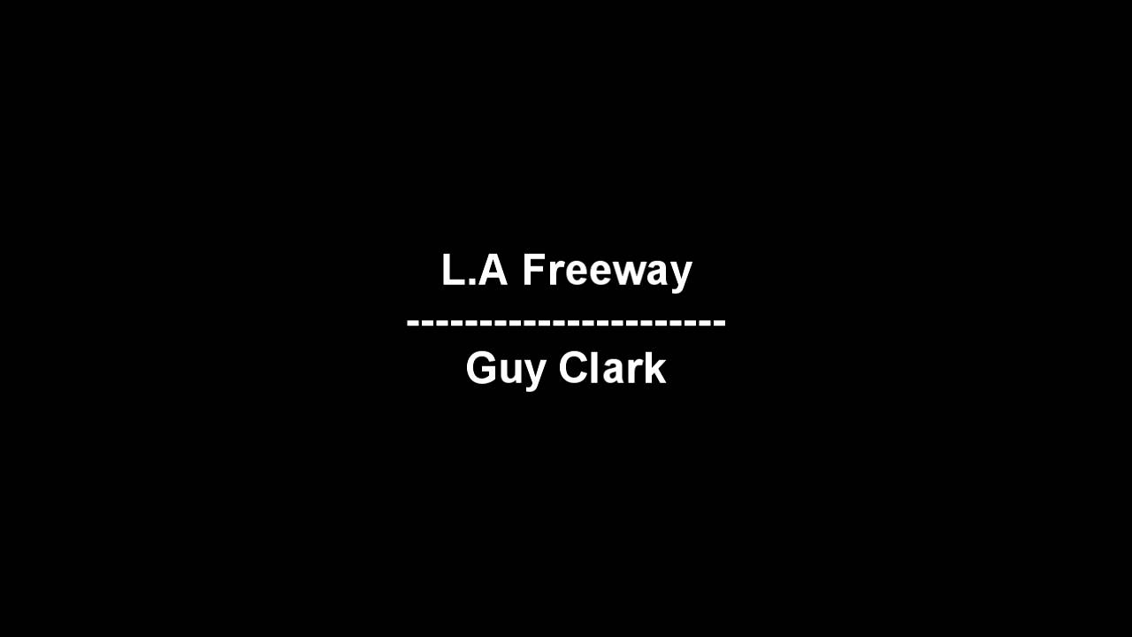 Lyrics containing the term: Freeway