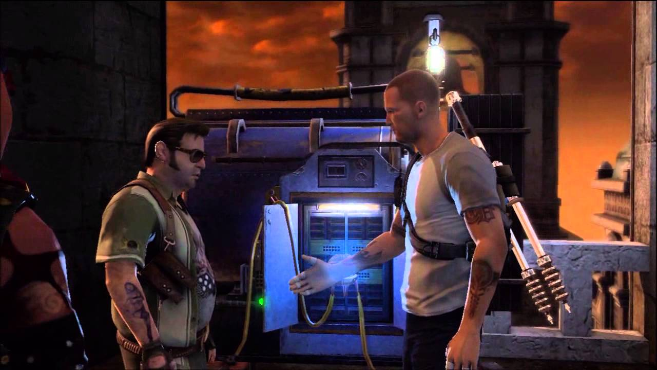 inFAMOUS 2 Good Karma Ending | A Noble Sacrafice - YouTube