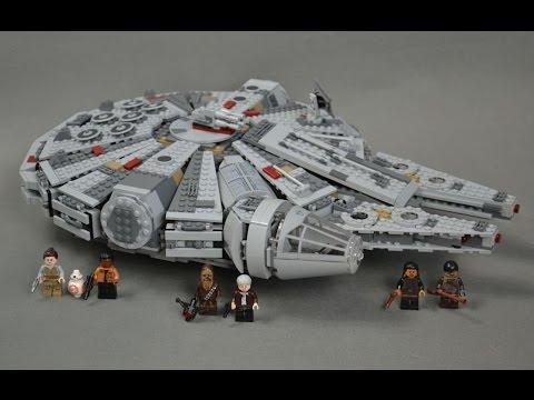 Recenzja LEGO Star Wars - Zestaw 75105 - Millennium Falcon