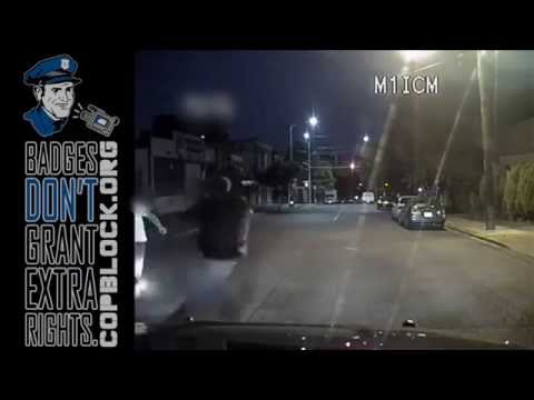 Samuel Smith Rushes Cop; Shot By SPD