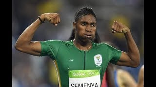 Olympic Runner Caster Semenya BANNED from Women's Track