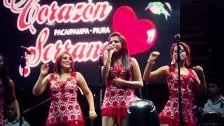 Corazón Serrano - Cómo pude enamorarme (VIVO 2015)