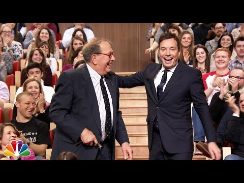 Jimmy Surprises His Father-in-Law with a Special Watch
