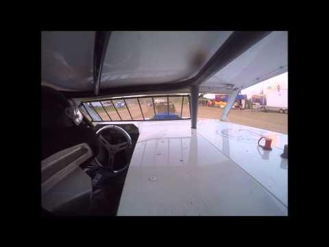 Hibbing Raceway Feature 7/25/15 Part 2