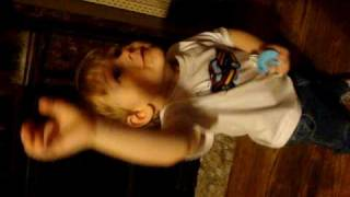2-Year-Old Knows His Sounds Thumbnail
