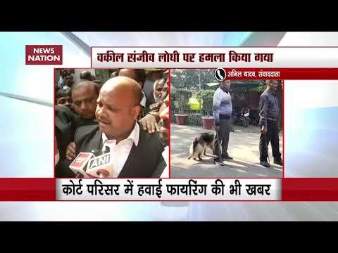 Blast In Lucknow's Wazirganj Kachehri, Lawyer Attacked In CJM Court