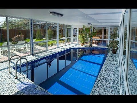 бассейн-фонтан для дома своими руками