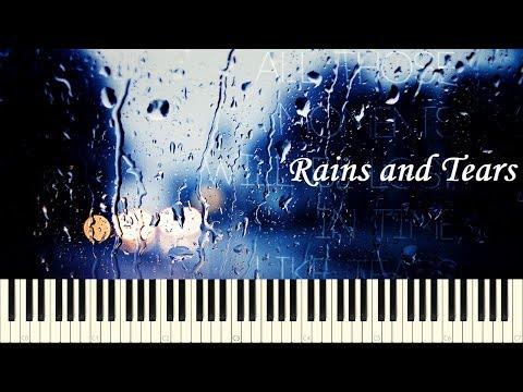 Rain and Tears - Aphrodite's Child (Demis Roussos) - Piano Tutorial