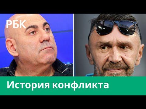 Пригожин против Шнурова. Интервью Иосифа Пригожина о конфликте с Сергеем Шнуровым.