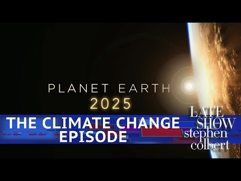 Planet Earth's Climate Change Episode