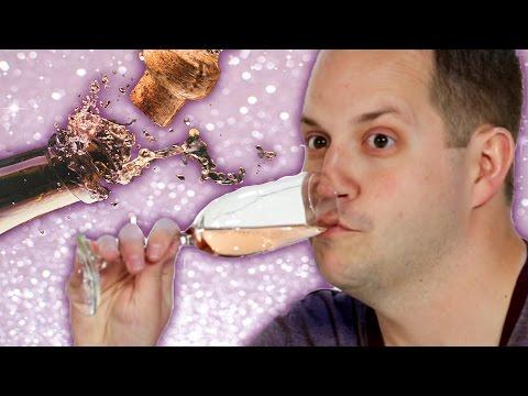 Cheap Vs. Expensive Champagne Taste Test