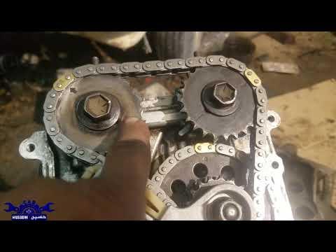 SUZUKI J20A Engine Timing Marks