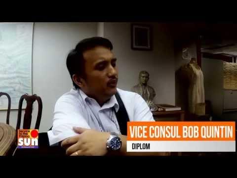 Ang Musika ni Vice Consul Bob Quintin - The SUN Online