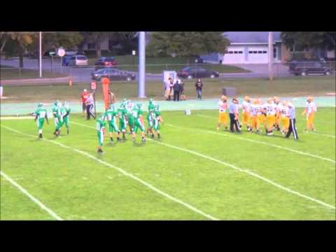 Storm Lake vs. Emmetsburg JV football from 10-5-15