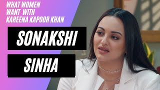 Sonakshi Sinha on being an Independent women  What Women Want with Kareena Kapoor Khan
