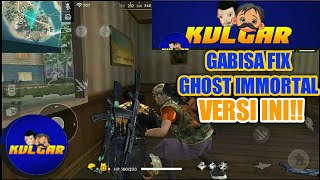 Prank Bug Ghost Immortal Versi D Herdiana - FREE FIRE INDONESIA