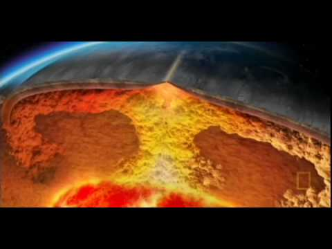 Mantle Convection Cells And Continental Drift.wmv