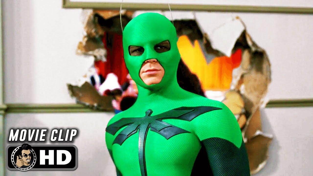 "SUPERHERO MOVIE Clip - ""World Humanity Awards"" (2008)"