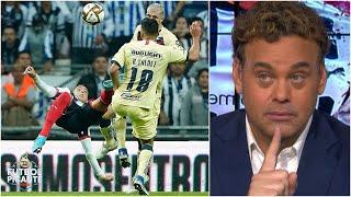 OJO. Faitelson: Funes Mori fue el mejor de la ida y puede darle el título a Rayados | Futbol Picante