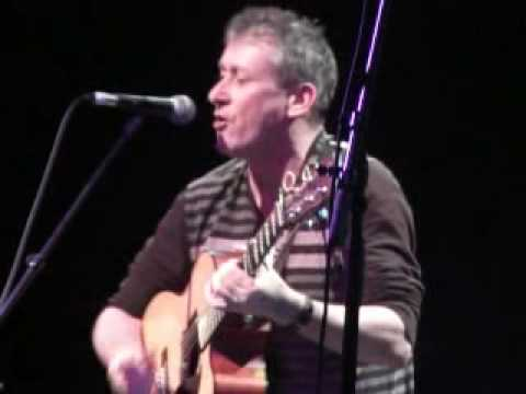"Alan Burke performing ""I will go"""