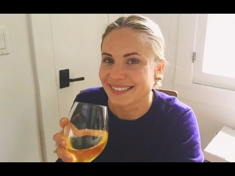 Leah Pipes Instagram Live 26/05/17