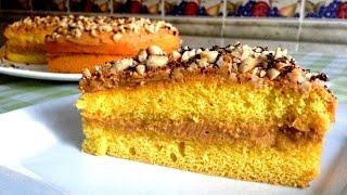 Самый простой и вкусный торт