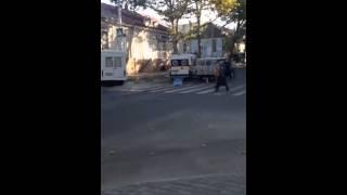 ДТП.Херсон.ул.  Горького. 30.08.2015