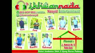 Simfoni - ana muslim karaoke ( minus one by ikhwannada nasyid )
