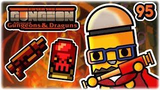 Cursed Screecher | Part 95 | Let's Play: Enter the Gungeon Advanced Gungeons and Draguns