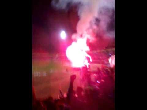 Panser Biru Pesta Ria (PSIS 2-0 PERSIBAS) 2015