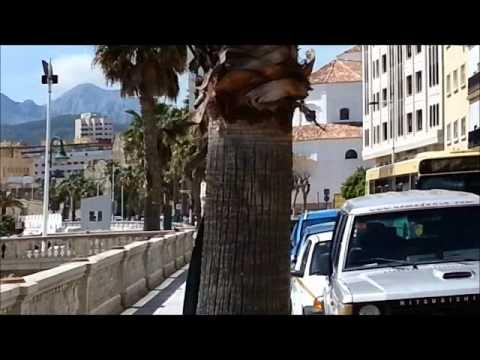 مدينة سبته اسبانيا City of Ceuta, Spain