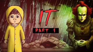 IT Chapter 1 | Pennywise Horror Story in Hindi | Khooni Monday E45 🔥🔥🔥