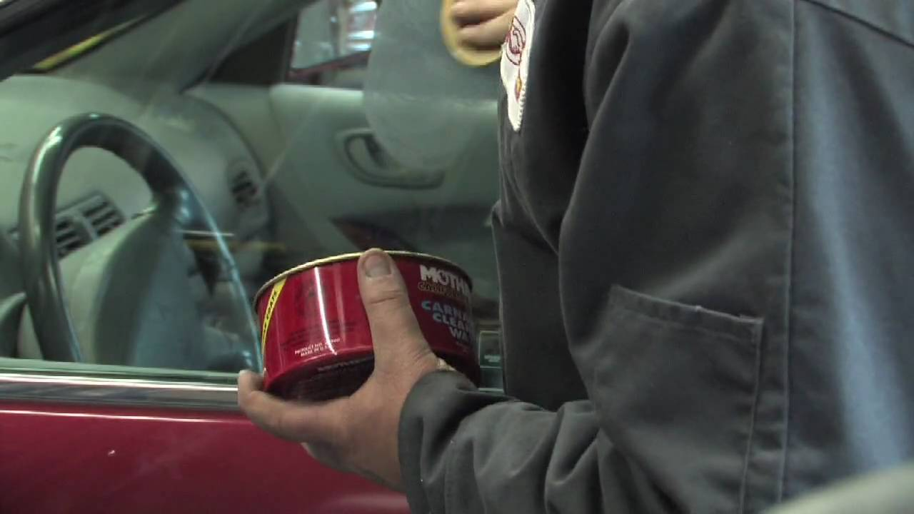 Car Maintenance How To Get Rid Of Scratches On A Car Window