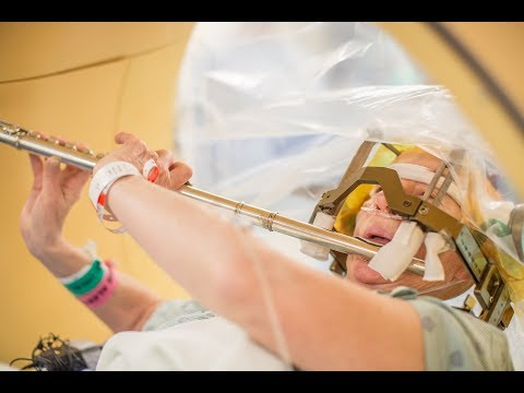 Musician Plays Flute During Deep Brain Stimulation