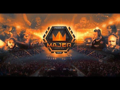 🔴LIVE: [Vietnamese] Astralis vs Navi - Grand Final -FACEIT Major 2018 |