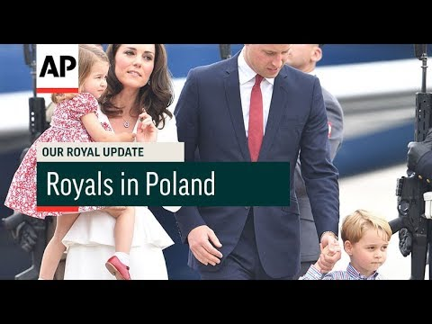 Royals in Poland - 2017 | Our Royal Update # 42